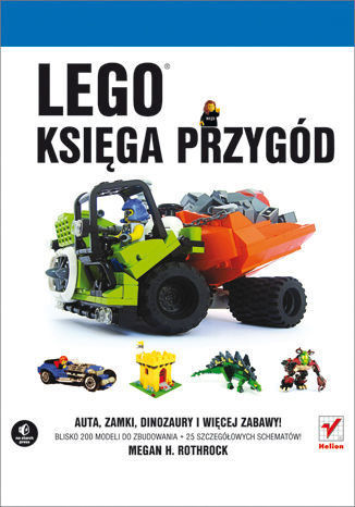 LEGO. Księga przygód - dostawa GRATIS!.