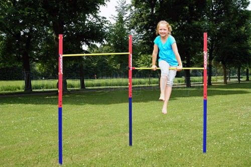 Podwójny drążek gimnastyczny FABIAN - plac zabaw HUDORA do 100 kg