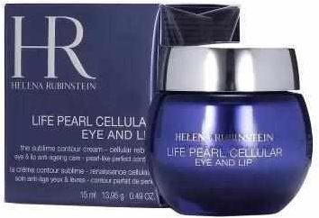 Helena Rubinstein Life Pearl Cellular Eye and Lip Perłowy krem pod oczy i do skóry wokół ust - 15ml Do każdego zamówienia upominek gratis.