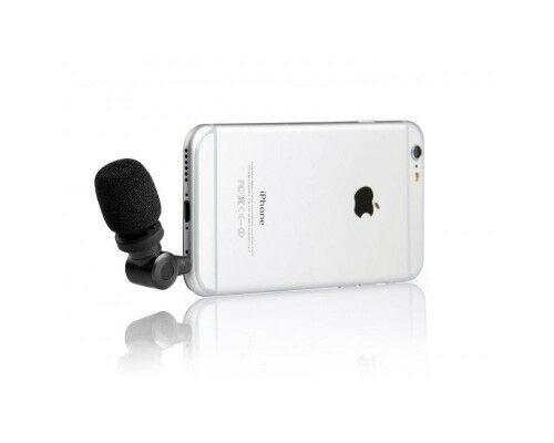 Saramonic SmartMic Mikrofon pojemnościowy ze złączem mini Jack TRRS