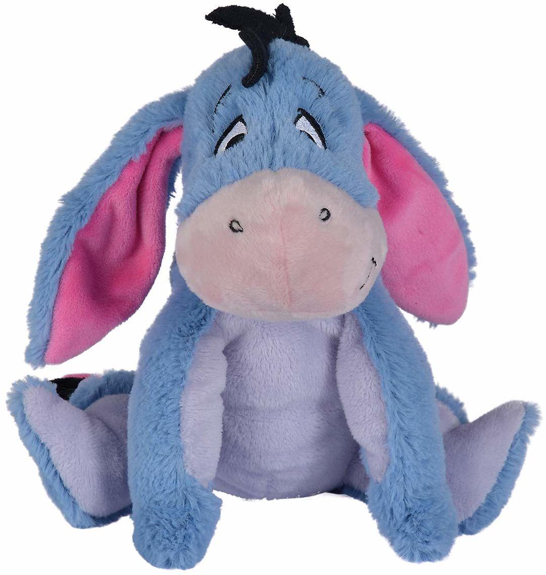 Simba 6315872671 Disney Kubuh/Pooh/osioł/I-Ah/figurka pluszowa/Cuddle Refresh / 25 cm
