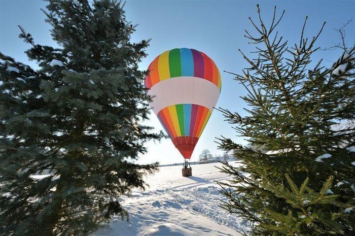 Romantyczny lot balonem dla dwojga - VIP - Karkonosze