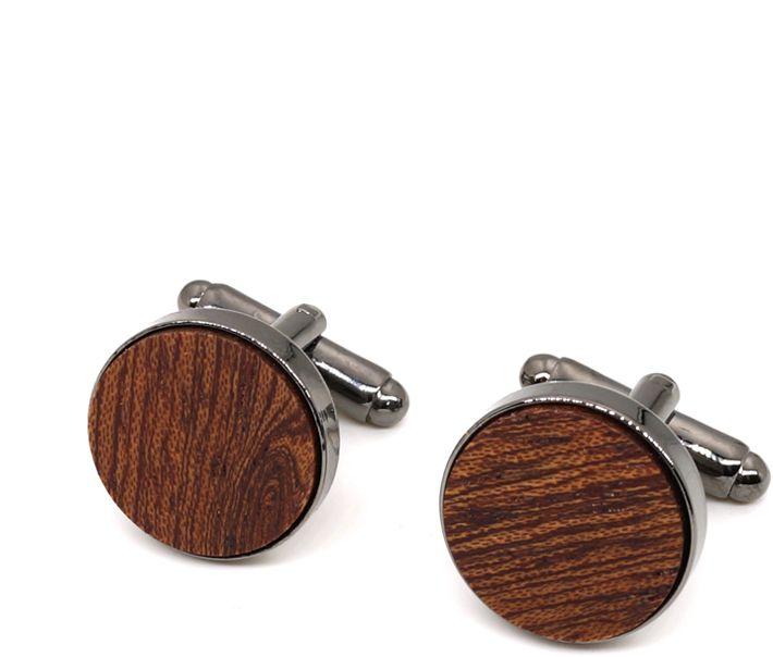 Drewniane spinki do mankietów SP1