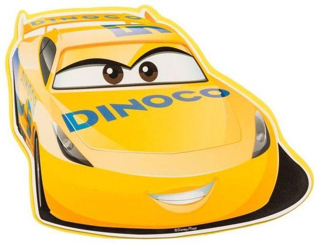 Naklejka Auta Cars Cruz Ramirez
