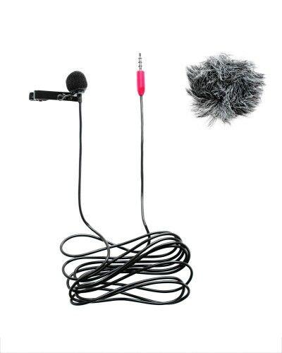 Saramonic SR-LMX1+ Mikrofon krawatowy ze złączem mini Jack TRRS