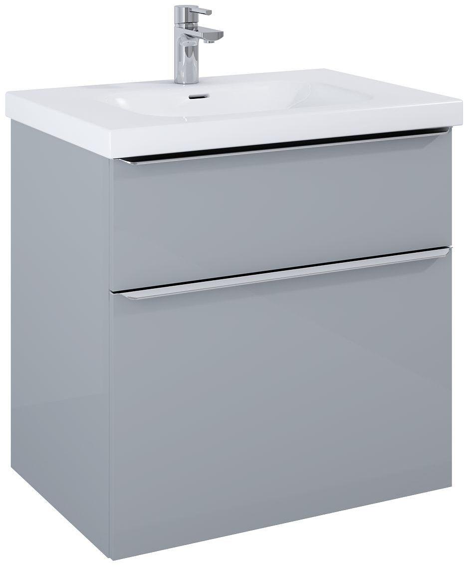 Szafka pod umywalkę 70 light grey Lofty White Elita (167305)