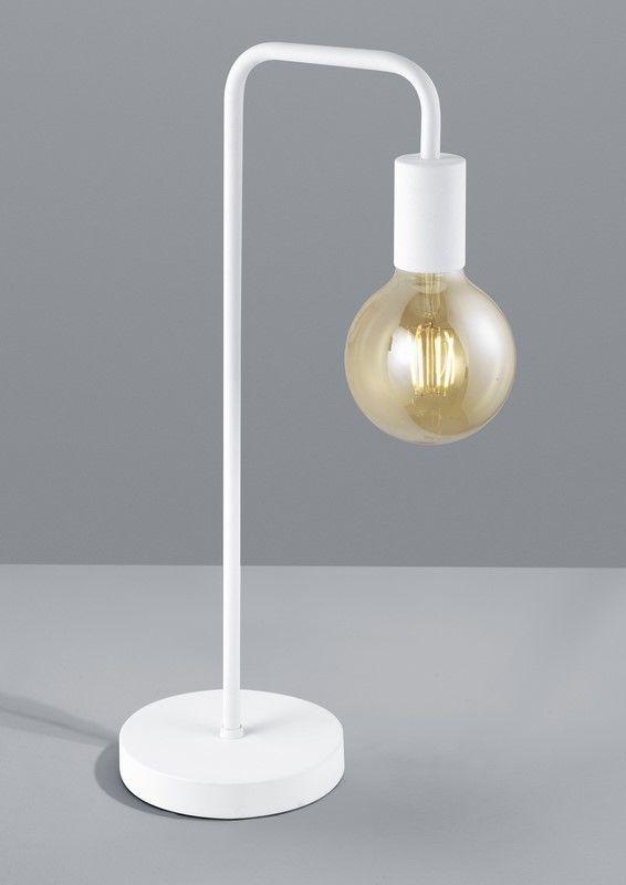 Diallo lampa stołowa 1-punktowa biała 508000131