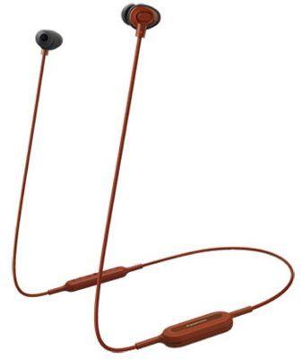Słuchawki bezprzewodowe PANASONIC RP-NJ310BE-R Czerwony