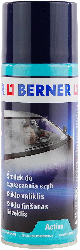 Spray do szyb BERNER ACTIVE - Największy wybór - 28 dni na zwrot - Pomoc: +48 13 49 27 557