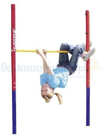 Drążek gimnastyczny FABIAN - plac zabaw HUDORA do 100 kg