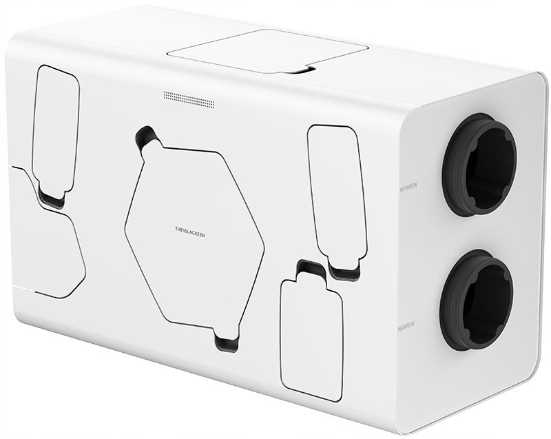 Rekuperator Thessla AirPack4 300H ENERGY++ seria 4 Centrala rekuperacyjna Thesslagreen airpack 4