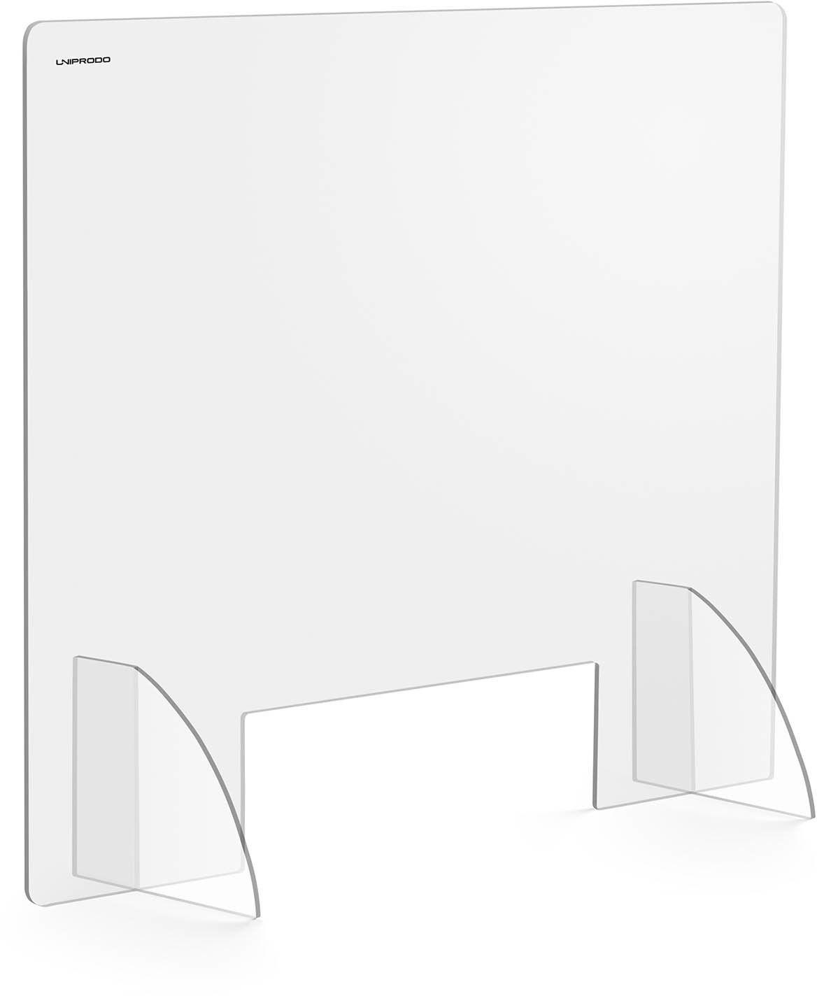 UNI-PPG02 Osłona z plexi - 95 x 80 cm Uniprodo 10250443