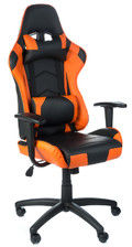 Fotel gamingowy RACER CorpoComfort BX-3700 Pomarań