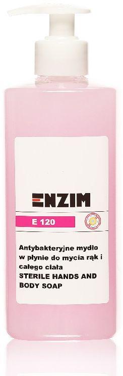 ENZIM E120 Antybakteryjne mydło w płynie 0,5 L
