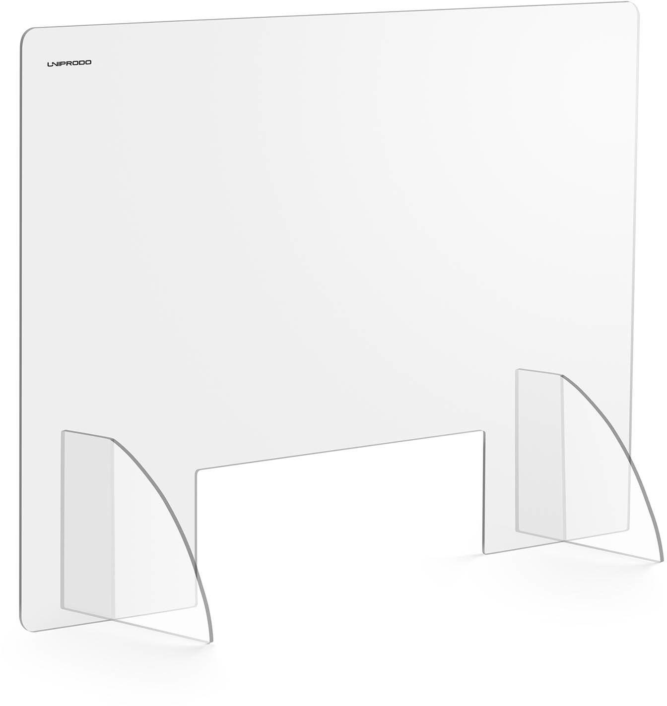 UNI-PPG01 Osłona z plexi - 95 x 65 cm Uniprodo 10250444