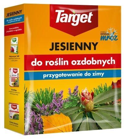 Nawóz do roślin ozdobnych  jesienny  1 kg target