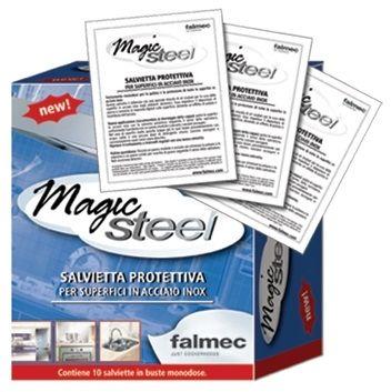 Serwetki Magic Steel FALMEC KACL.815 - Największy wybór - 28 dni na zwrot - Pomoc: +48 13 49 27 557