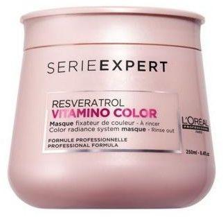 LOréal Professionnel Serie Expert Vitamino Color Resveratrol odżywcza maska do włosów farbowanych 250 ml