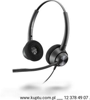 EP320 QD EncorePro słuchawka nagłowna Plantronics (214573-01)