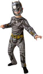 "Rubie''s Oficjalny kostium Batmana, z filmu ""Dawn of Justice"" autorstwa DC Comics Warner Brothers"
