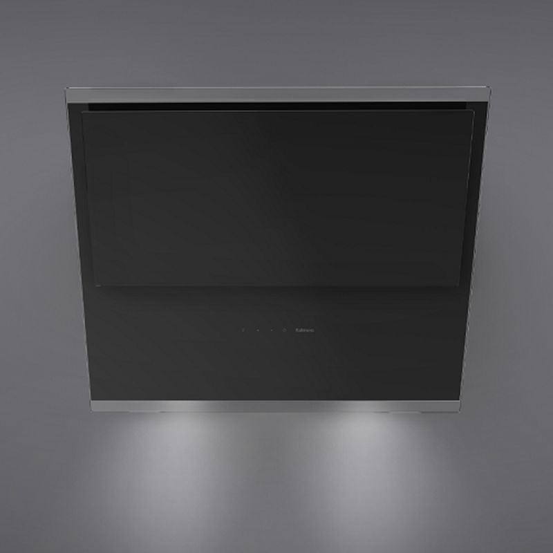 Okap przyścienny Falmec Verso 55 Czarny - Największy wybór - 14 dni na zwrot - Pomoc: +48 13 49 27 557