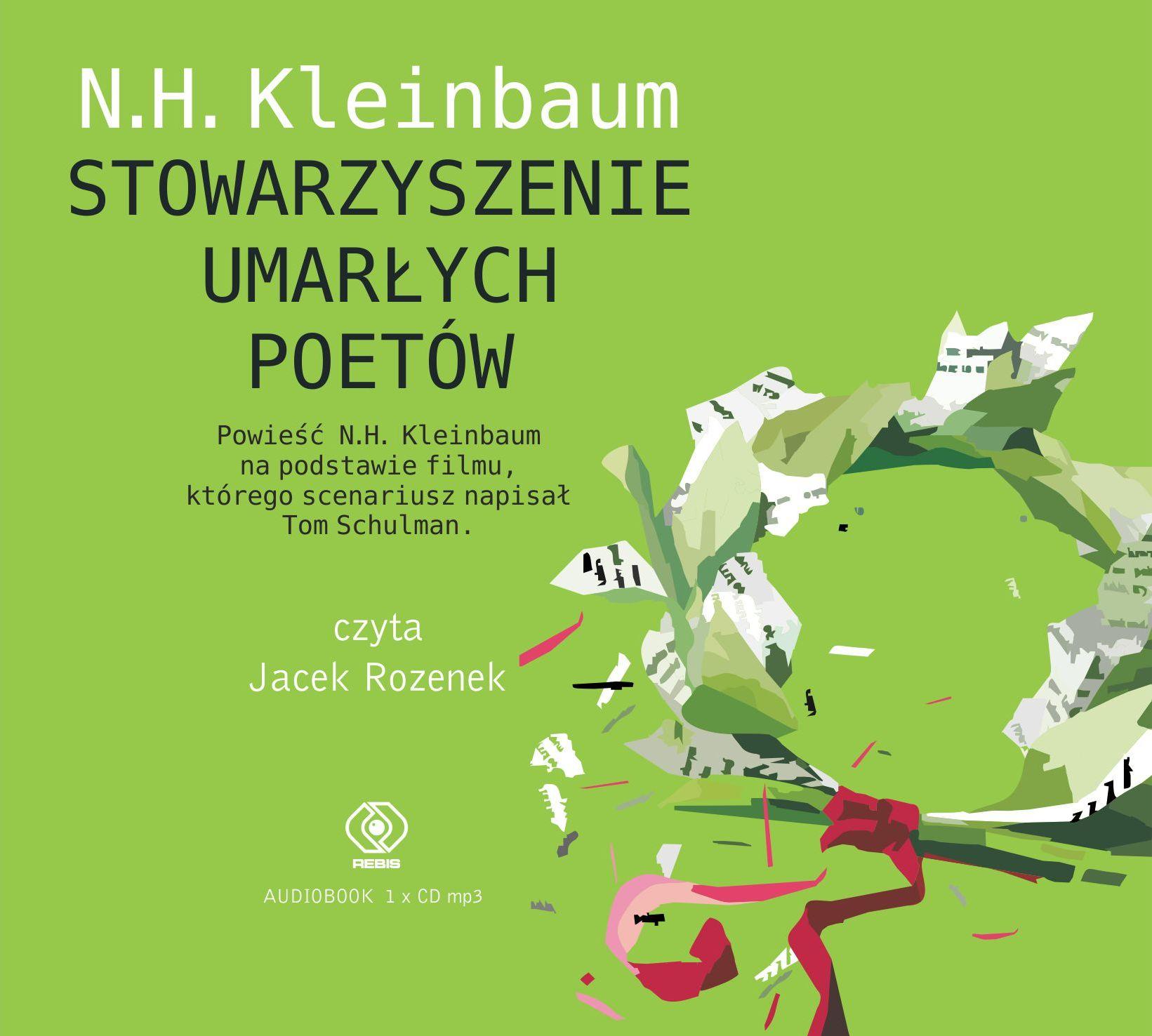 Stowarzyszenie Umarłych Poetów - N.H. Kleinbaum - audiobook