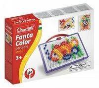 Fantacolor Mozaika Ryba 150 elementów - Quercetti