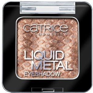 Catrice Cosmetics Liquid Metal Eyeshadow Metaliczny Cień do powiek 120 Satina Van Der Woodsen - 3g Do każdego zamówienia upominek gratis.