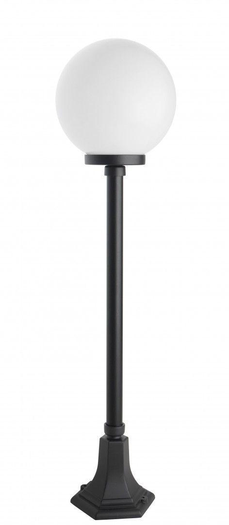 SU-MA KULE CLASSIC K 5002/2/KP 250 lampa stojąca czarna E27 103cm