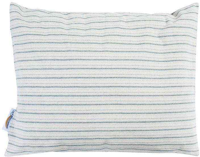 Poduszka hamakowa duża, ecru-błękitny HP