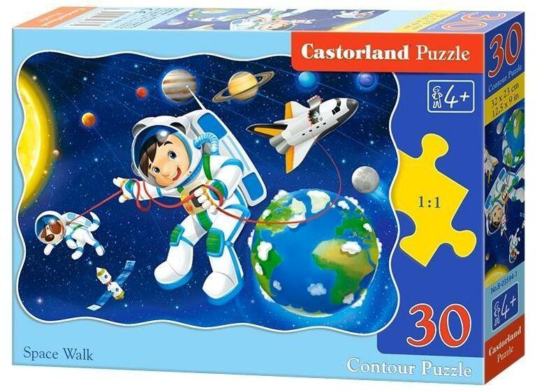 Puzzle 30 Space Walk CASTOR