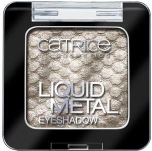 Catrice Cosmetics Liquid Metal Eyeshadow Metaliczny Cień do powiek 010 Look Me In The Ice - 3g Do każdego zamówienia upominek gratis.