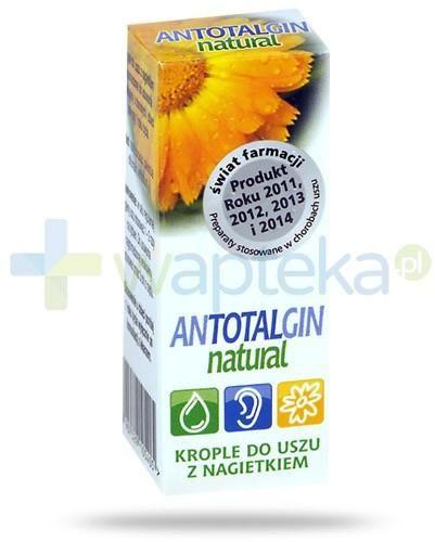 Antotalgin Natural krople do uszu 15 g