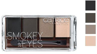 Catrice Cosmetics Smokey Eyes Set Paleta 4 cieni do powiek 030 Meet Me At The Bonfire - 7,45g Do każdego zamówienia upominek gratis.
