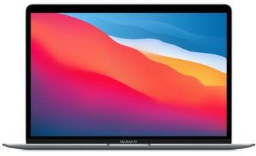 Laptop APPLE MacBook Air 13 M1/8GB/256GB SSD/INT/macOS Gwiezdna szarość MGN63ZE/A. > DARMOWA DOSTAWA ODBIÓR W 29 MIN DOGODNE RATY