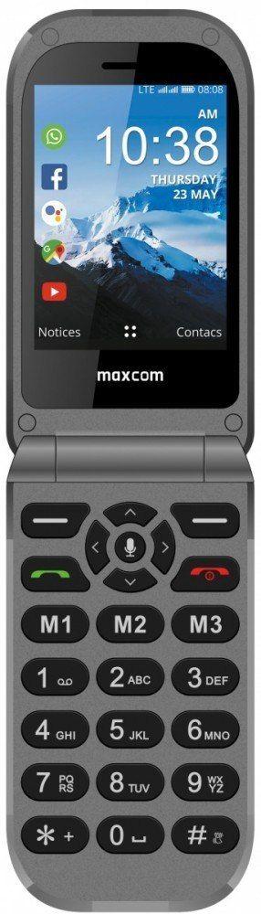 Maxcom Telefon MK 399 KAIOS SYSTEM 4G VoLTE