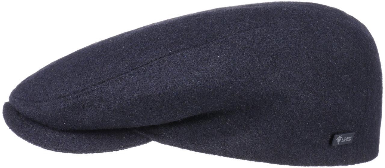 Płaski Kaszkiet Sport by Lipodo, niebieski, 60 cm