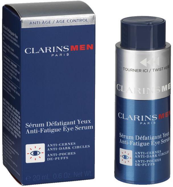 Clarins Men Anti-Fatigue Eye Serum przeciwzmarszczkowe pod oczy - 20ml
