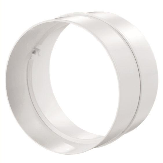 Łącznik kanałów okrągłych DOMUS fi 10 cm kod 493 - Największy wybór - 28 dni na zwrot - Pomoc: +48 13 49 27 557