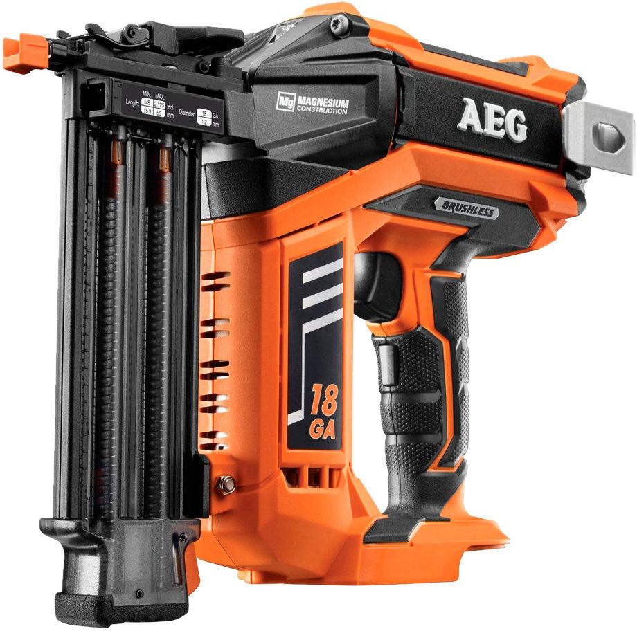 Sztyfciarka AEG PowerTools B18N18-0
