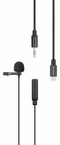 Saramonic LavMicro U1A Mikrofon krawatowy ze złączem Lightning