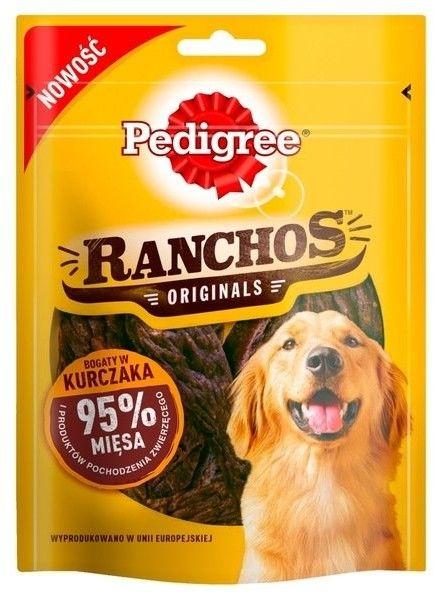 Pedigree Ranchos z kurczakiem 70g