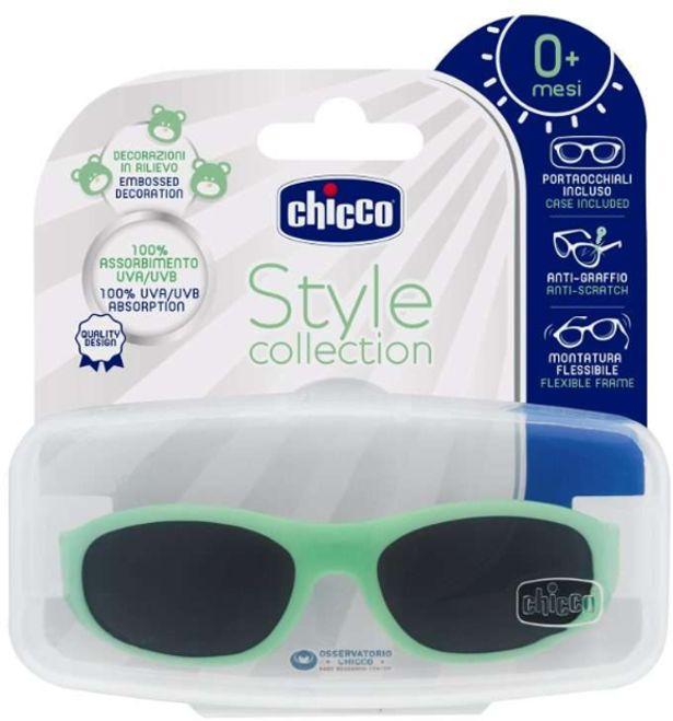 Chicco Aviator Style Misie Okulary przeciwsłoneczne dla dzieci 0m+