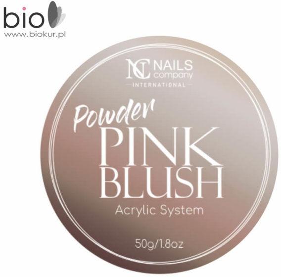 Acryl / Akryl szybkoschnący Nails Company Pink Blush 50 g