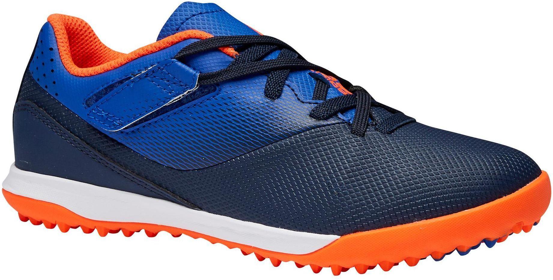Buty piłkarskie turfy dla dzieci Kipsta Agility 500 HG