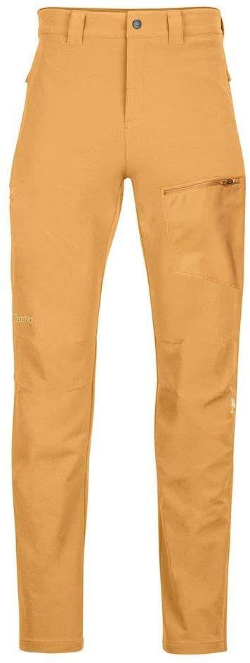 Marmot Męskie spodnie Scree czerwony Scotch 34