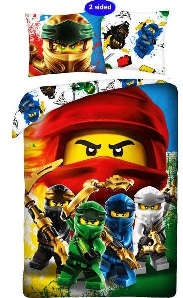 Pościel Lego Ninjago LEGO-895BL