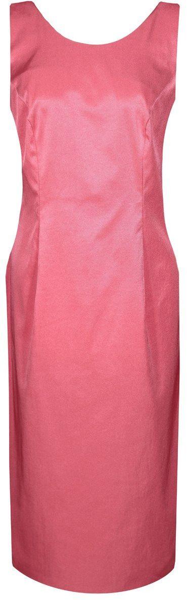 Sukienka FSU657 KORALOWY