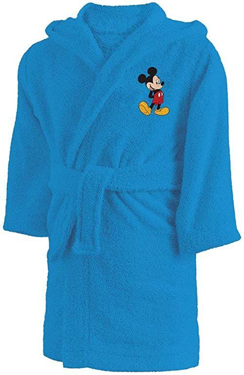Disney Mickey szlafrok kąpielowy, niebieski