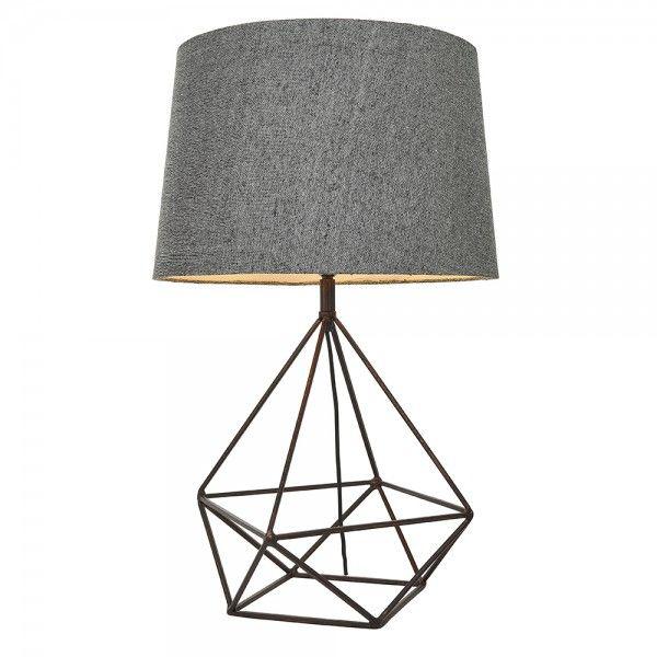 Lampa na stół Apollo 90540 - Endon  SPRAWDŹ RABATY  5-10-15-20 % w koszyku